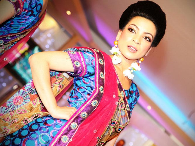Asian Wedding Fashion Show Photography, Bridal Photoshoot