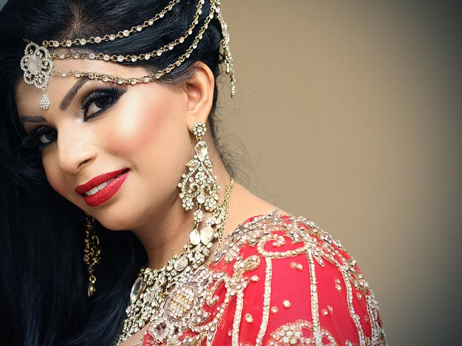 Asian Muslim Wedding Photography Female Photographer