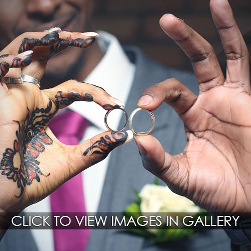 Somali Muslim Wedding Photography