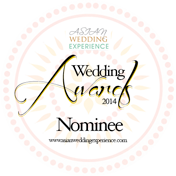 Asian Wedding Experience Logo - Asian Wedding Awards Nominee